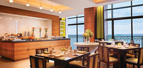Bahamas thecoveatlantis breakfast in the coveclub credit .atlantis resort  paradise island. article