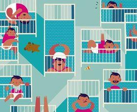 Baby not sleepinig graphic article
