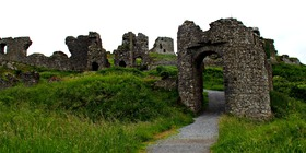 Rock of dunamase article