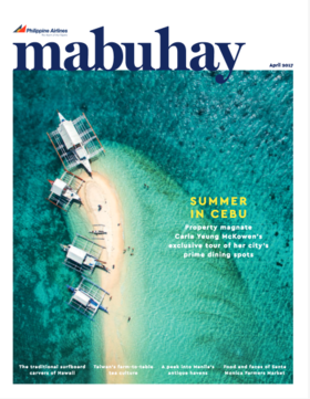 April cover article
