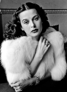 Hedy lamarr article