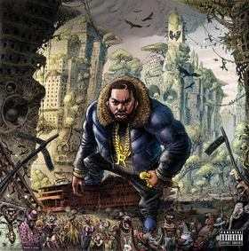 Raekwon the wild album cover art article