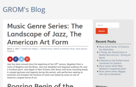 Music genre series  the landscape of jazz  the american art form %e2%80%93 grom s blog article