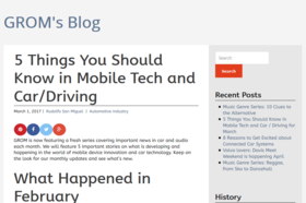 5 things you should know in mobile tech and car driving %e2%80%93 grom s blog article