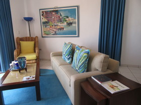 Deluxe junior suite living room credit melanie reffes article