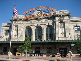 Union station article