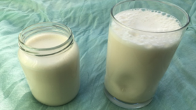 Almond milk main article