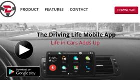 Dashboard car mode android driving app dashlinq article