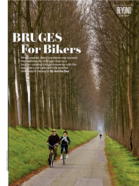 Bynd bruges for bikers article