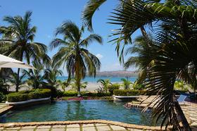 Playa venao villa marina vue du patio article