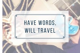 Have wordswill travel article