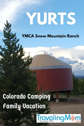 Colorado camping ymca snow mountain ranch yurts article