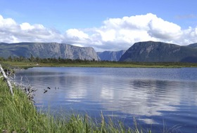 Western brook pond article