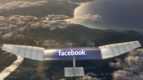 Facebook drone article
