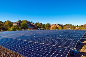 Solar array article