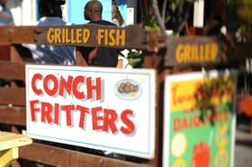 Bahamas  arawak  fish fry in nassau credit nassauparadise island promotion board article