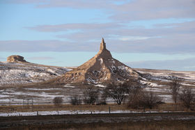Chimney rock article