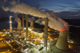 Power plant article