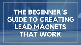 The beginner%e2%80%99s guide to creating lead magnets that work article