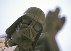 Darth vadar grotesque courtesy washington national cathedral article