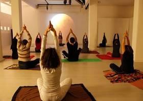 Yoga at aur article