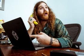 Phil pirrone desert daze banana phone danny liao article