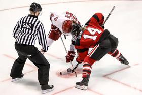 Hockey referee article