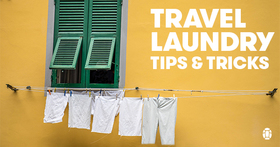 How to travel laundry article