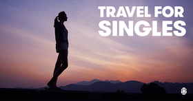 Travel for singles article