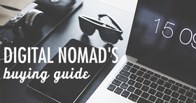 Digital nomad buying guide article