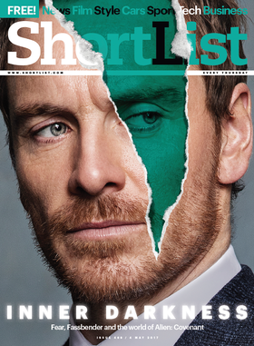 Fassbender cover article