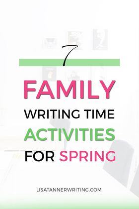 Spring writing time article