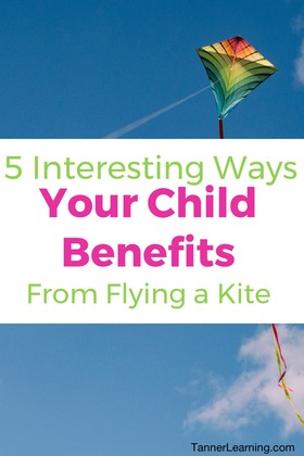 Flying a kite article