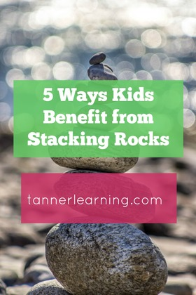 Benefits of stacking rocks article