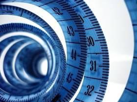 Circular measurement article