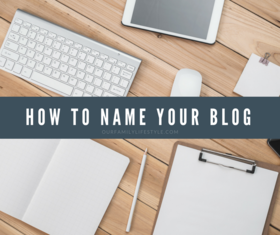 How to name your blog   fb article