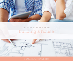 Lessons learned from building a house   fb article