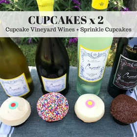 Cupcakes times two article