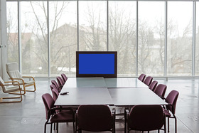 Conference room with tv 1056934 639x426 article