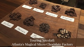 Chocolate tour article