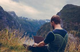 Digital nomads article