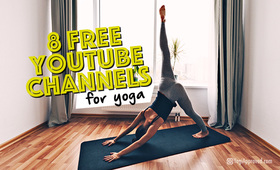 Free youtube channels for yoga article