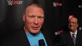 Brock lesnar article