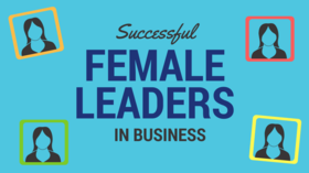 Successful female leaders article