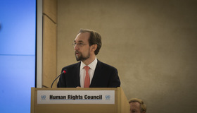 Un human rights commissioner article