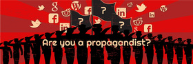 Are you a propagandist twitter article