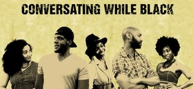 Conversating while black cast article