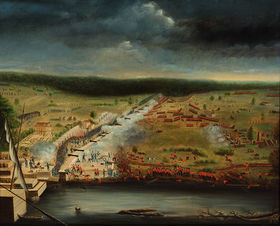 Battle of new orleans  jean hyacinthe de laclotte article