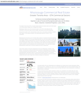 Ttt mississauga commercial real estate article