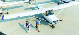 Aviation universities main article